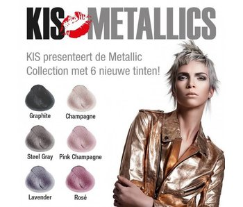 KIS  Keracream Metallics 100ml