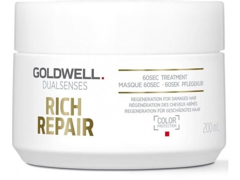 Goldwell Goldwell Dualsenses Rich Repair 60 Seconds Treatment 200ml