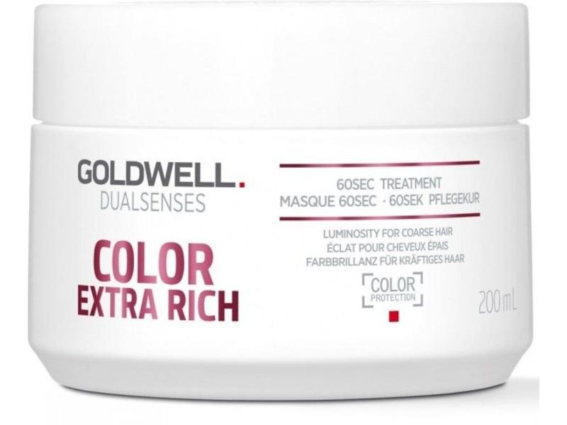 Goldwell Goldwell Dualsenses Color Extra Rich 60 sec. Treatment 200ml