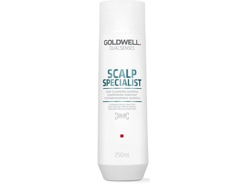 Goldwell Goldwell Dualsenses Scalp Specialist Deep Cleansing Shampoo 250ml