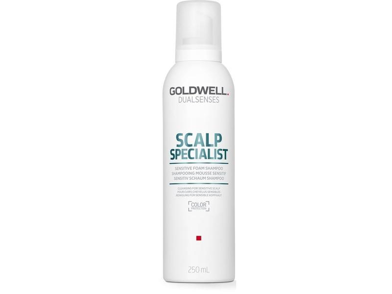 Goldwell Goldwell Goldwell Dualsenses Scalp Specialist Sensitive Foam Shampoo 250ml
