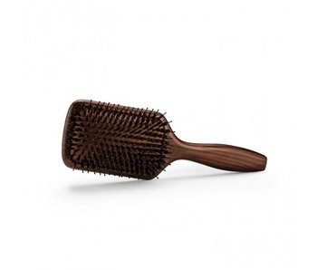 Bratt Trading Bravehead Vintage Maple Paddle Brush