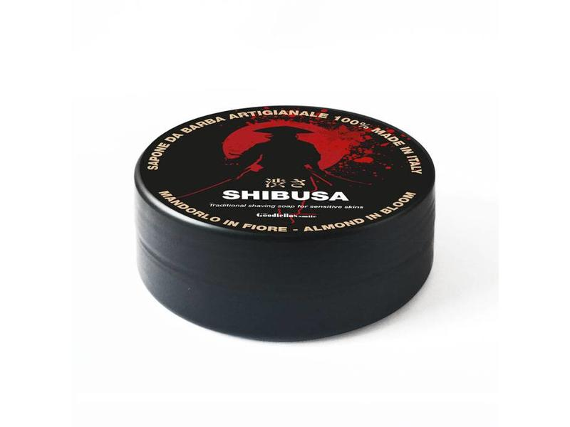 The Goodfellas Smile Shibusa Scheerzeep Amandel 100gr