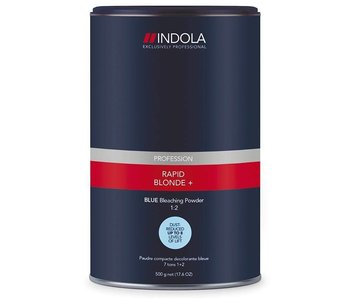Indola Rapid Blond Blue Dust Reduced Powder 450 gr.