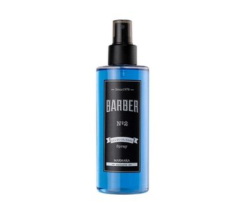 Marmara Barber Cologne nr 2. Blauw 250ml.- Spray bottle