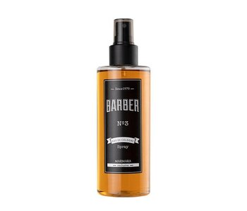 Marmara Barber Cologne nr 3. Bruin 250ml - Spray bottle