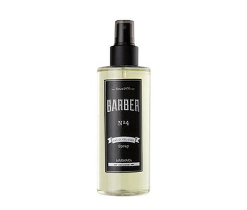 Marmara Barber Cologne nr 4. Geel 250ml  - Spray bottle