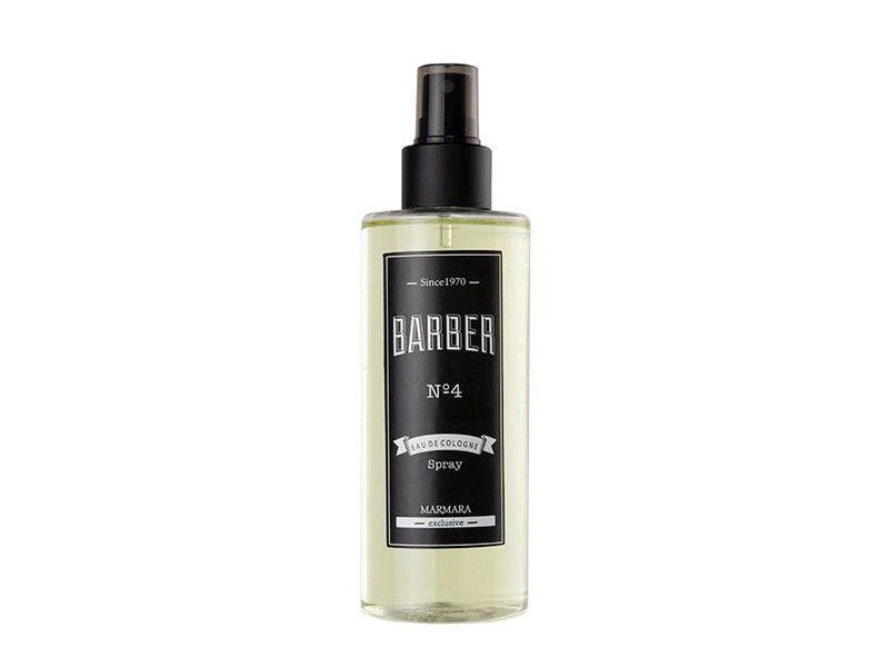 Marmara Barber Cologne nr 4. Geel 250ml