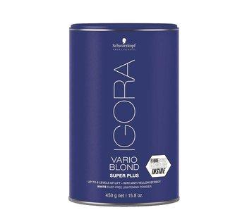Schwarzkopf  Igora Vario Blond Super Plus 450 gram
