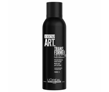 L'Oréal Professionnel Tecni.ART Transformer Gel-En-Mousse150ml