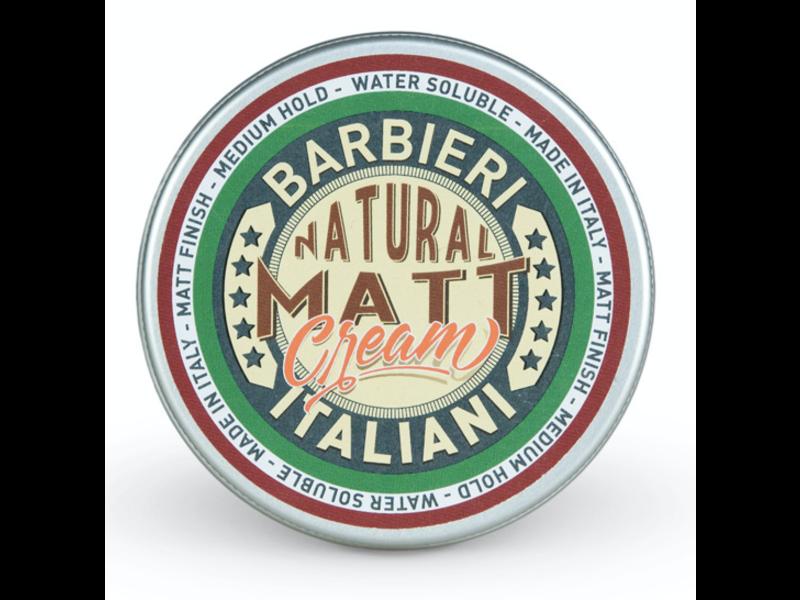 Barbieri Italiani Natural Matt Cream 100ml