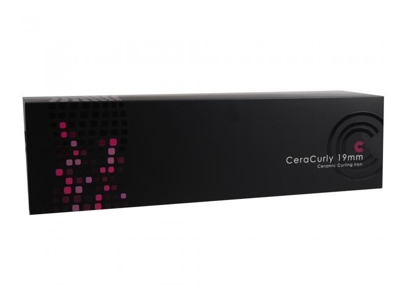 Cera  Curly Ceramische Krultang 19mm