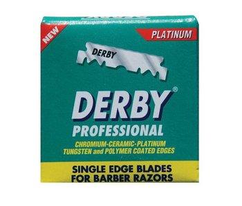 Derby Single Half Razor Blades 100 stuks