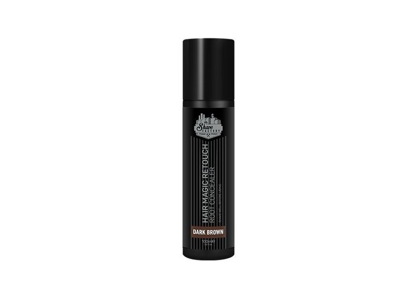 The Shave Factory Hair Magic Retouch Spray 100ml - Dark Brown