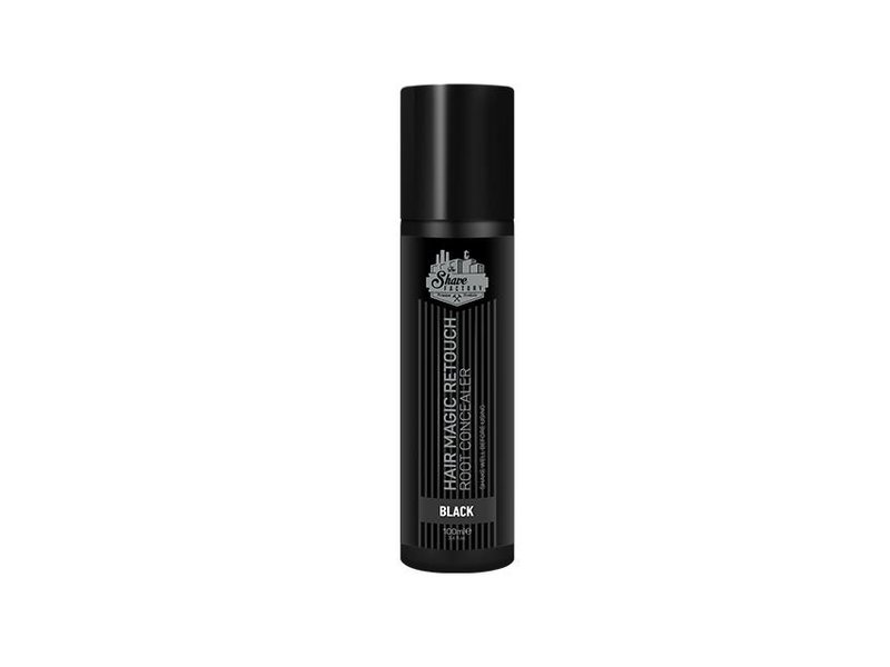 The Shave Factory Hair Magic Retouch Spray 100ml - Black