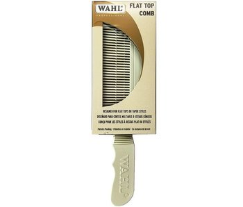 Wahl  Flat Top Speed Comb  Wit