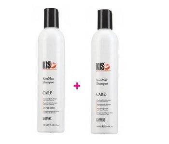 KIS  Keramax Shampoo  1+1 Gratis!