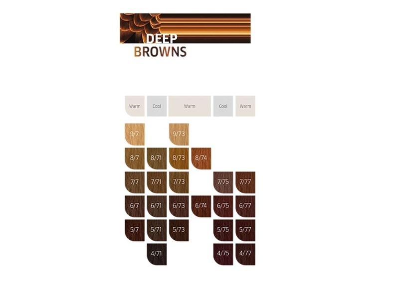 Wella Professionals Koleston Perfect Me+  Deep Browns