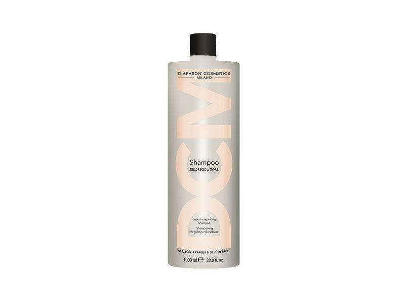 DCM Sebum-Regulerende Shampoo tegen Vet Haar 1000ml