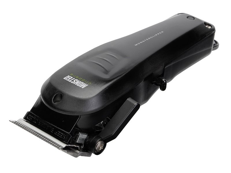 Monster Clippers Cordless Clipper Fade Blade Zwart + Free Care Pack!