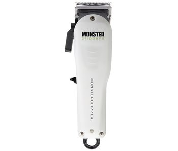 Monster Clippers Taper Blade Cordless Tondeuse Wit