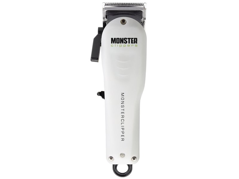 Monster Clippers Taper Blade Cordless Tondeuse Wit + Free Monster Care Pack