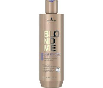 Schwarzkopf  Cool Blondes Neutralizing Shampoo 300ml