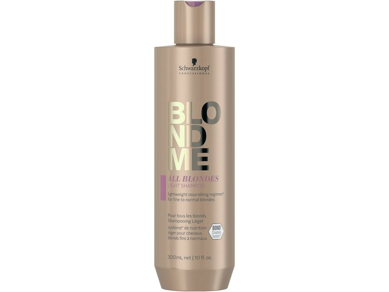 Schwarzkopf  All Blondes Light Shampoo 300ml
