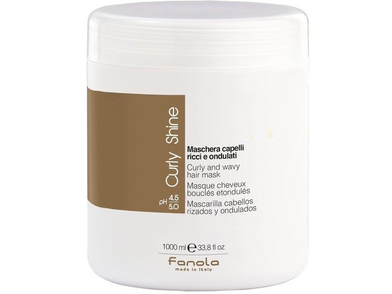 Fanola Curly Shine Mask 1000ml
