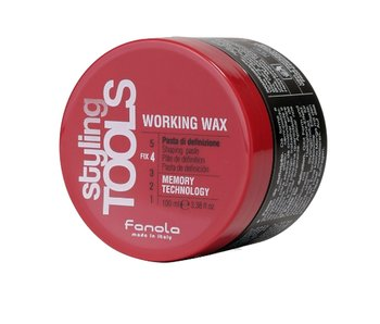 Fanola Styling Tools Working Wax 100ml