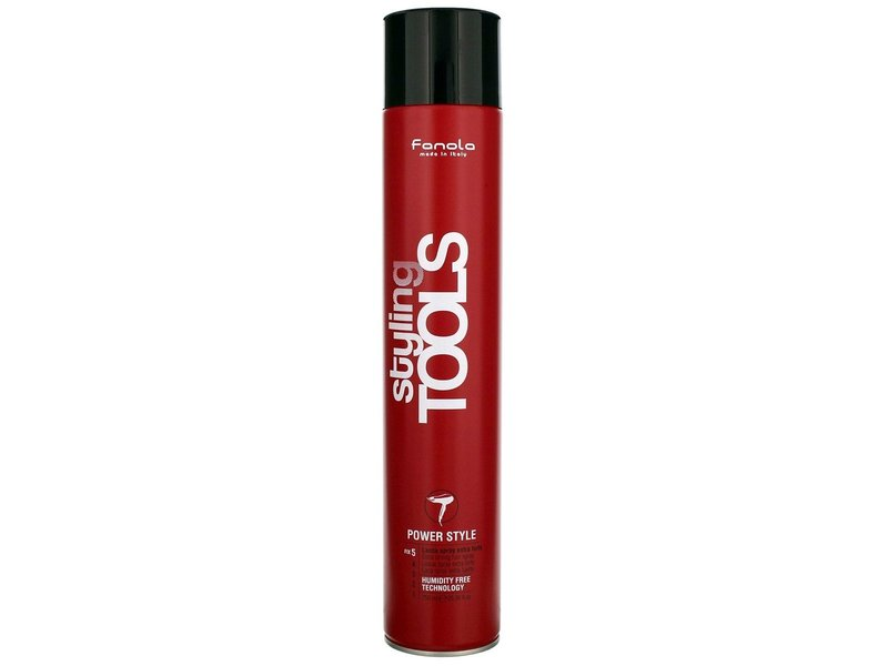 Fanola Styling Tools Power Style Extra Strong Haarlak 750ml