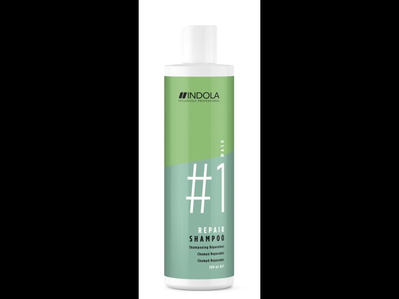 Indola Innova Repair Shampoo 300ml, Nieuw!