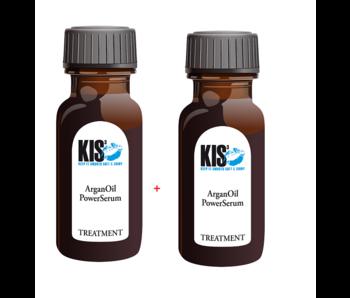 KIS  Argan Oil Power Serum 10ml 1+1 Gratis!