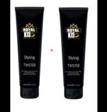 Royal KIS  Twister Curl Cream  1+1 Gratis!
