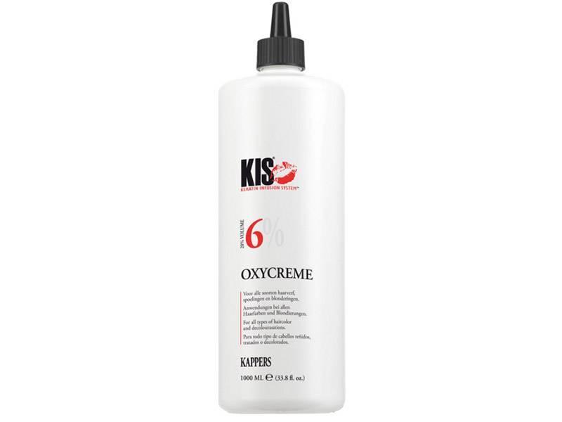 KIS  Peroxide Oxy Creme 1000ml 6%