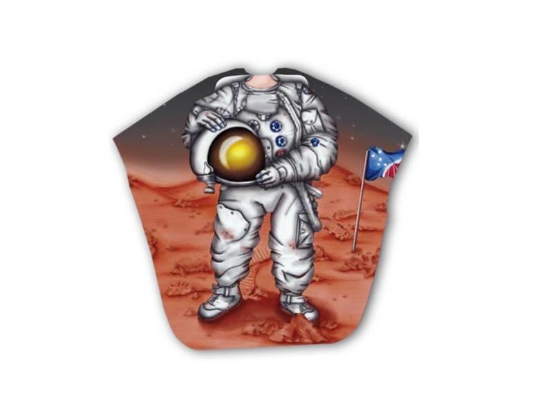 Kapmantel Kinderen Astronaut