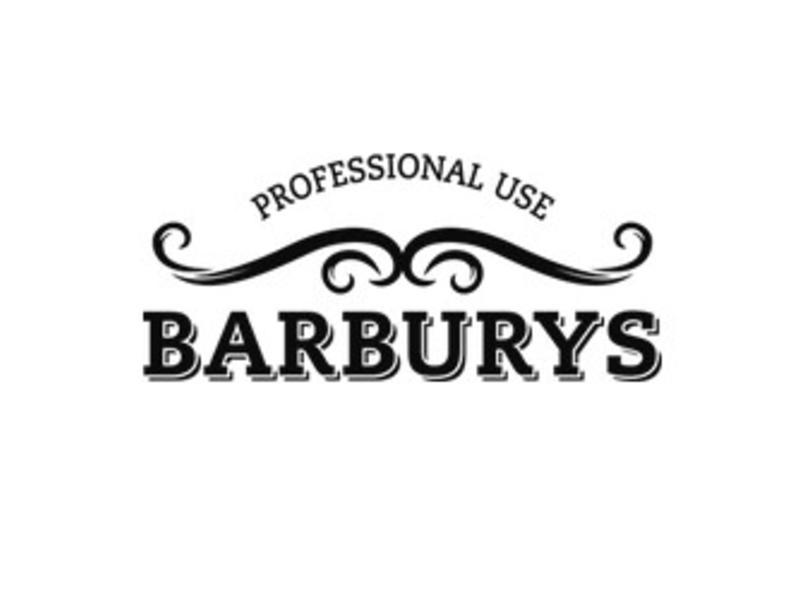 Barburys Barberchair Arrow Black