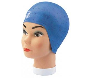 Sibel Blondeermuts Blauw
