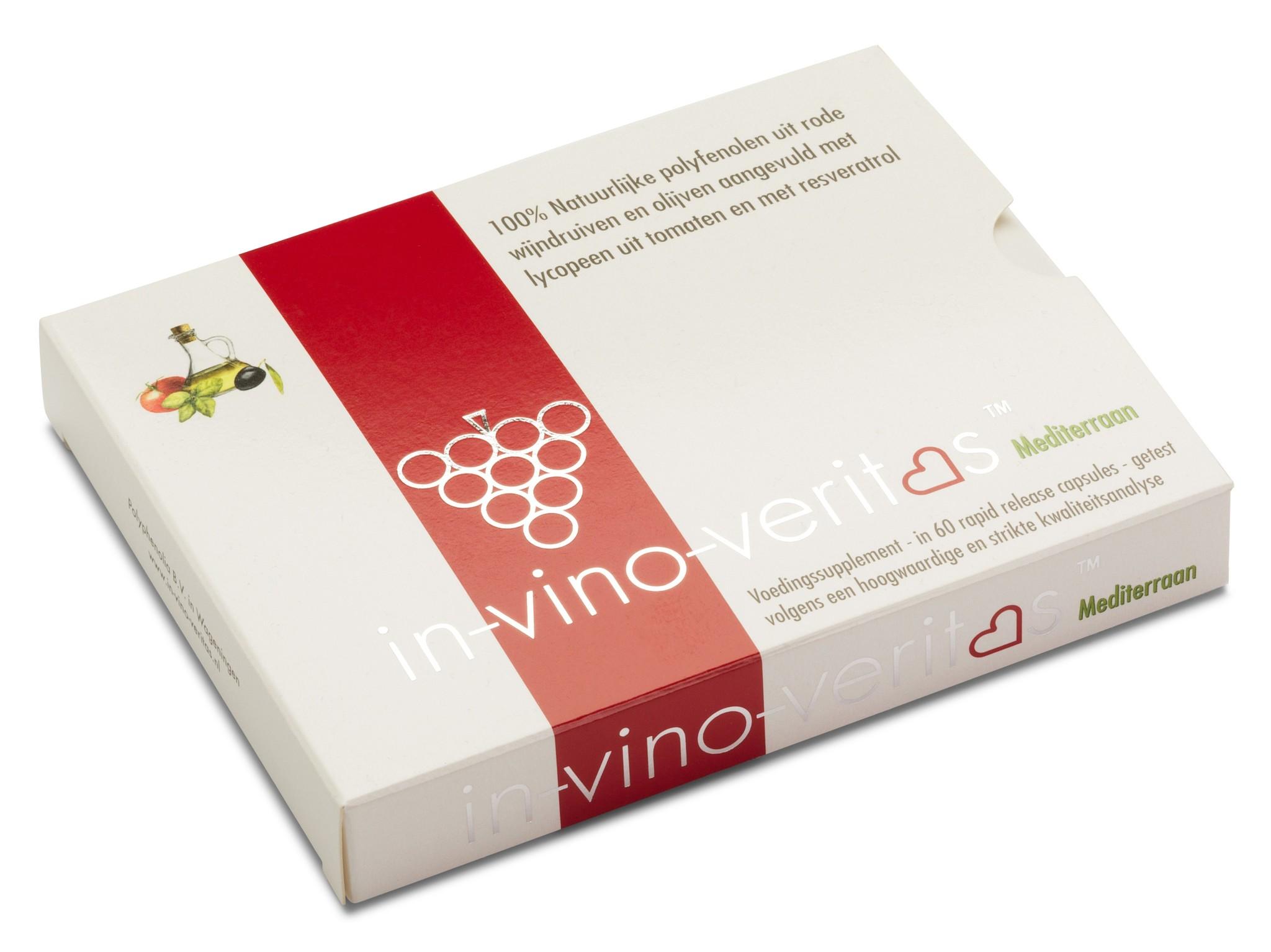 In-Vino-Veritas™ Mediterraan Jaaraanbieding (10% korting + Gratis Verzending)