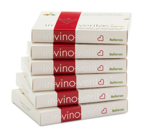 In-Vino-Veritas™ Mediterranean 6 Months Offer  (5% Discount + Free Shipping in NL)