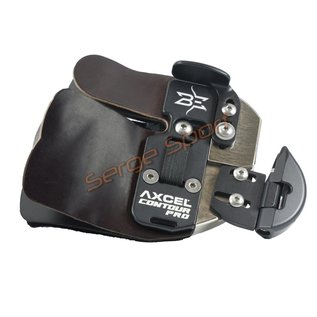 Axcel sights AXCEL CONTOUR PRO QUICKSILVER/BRASS