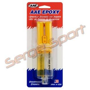 AAE Aae Glue/Primer & Tape Syringes-Aae Epoxy