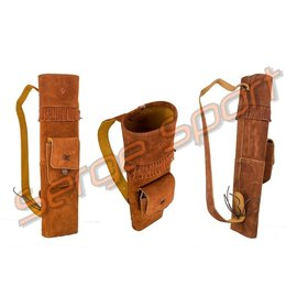 Bucktrail BUCK TRAIL TRADITIONAL QUIVERS INDIAN BROWN