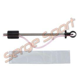"""AAE Aae Gold .019""""/.5Mm Fiber Optic Sight Pin"""