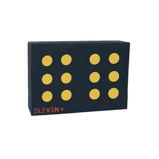 Eleven Targets Eleven Plus Target 70cm x 100cm x 20cm With 12 Center 9.5cm