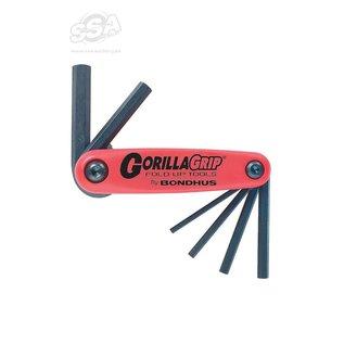 Bondhus Inbussleutels & Torx 'Gorilla Grip'