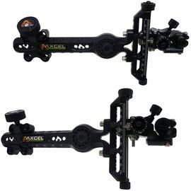 "Axcel sights AXCEL COMPOUND SIGHTS ALU BAR ACHIEVE CXL / LOCK / DAMPER / EXT 6"""
