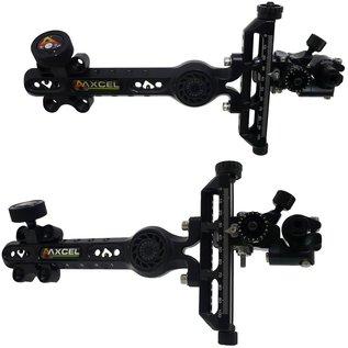"Axcel Axcel Compound Sights Alu Bar Achieve Cxl / Lock / Damper / Ext 6"""