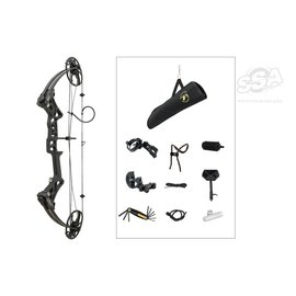 """Topoint TOPOINT COMPOUND PACKAGE M1 BEGINNER / ROTATING MOD 20-70LBS / 19""""-30"""" / RH /"""