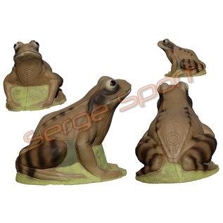 3D International 3D International 3D Target Frog